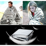 Emergency Thermal Blanket - adventuresinoutdoorfun.com, Camping,