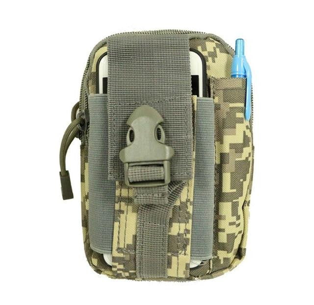 TAK YIYING Tactical Molle Pouch Belt Waist Bag Military Fanny Pack Outdoor Pouches Phone Case Pocket For Hunting Bags - adventuresinoutdoorfun.com, [product_type],