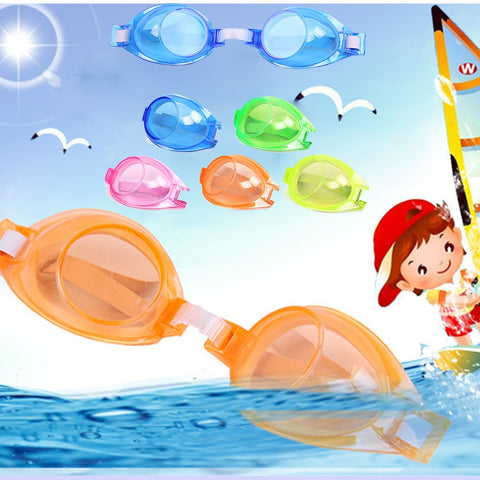 Goggles For Children Anti Fog Swimming Glasses Kids Diving surfing goggles Boy Girl Eye wear Natacion Gafas #YL
