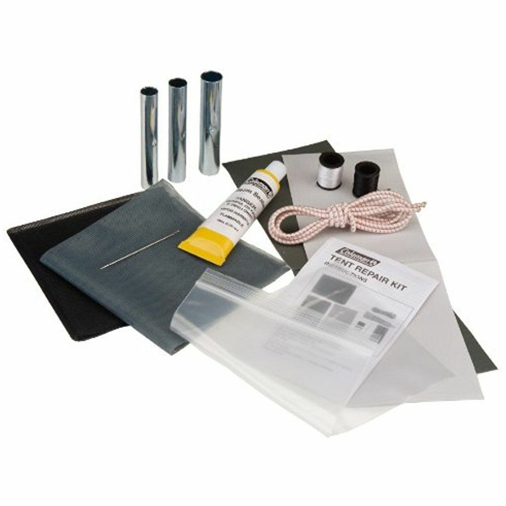 Coleman Tent Repair Kit with Accessories