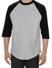 Load image into Gallery viewer, Alstyle Classic 3/4 Raglan T-Shirt
