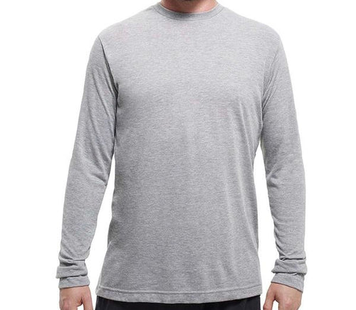 M&O Soft Touch Long Sleeve Tee