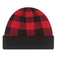 Load image into Gallery viewer, Lumberjack Cuffed Toque