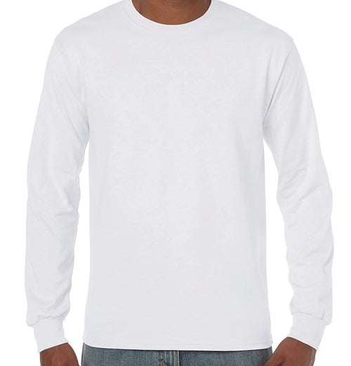 Heavyweight Cotton Long Sleeve Tee