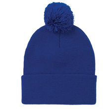 Load image into Gallery viewer, Pom Pom Knit Toque