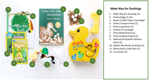 Make Way for Ducklings (Grade 1: Series 2)