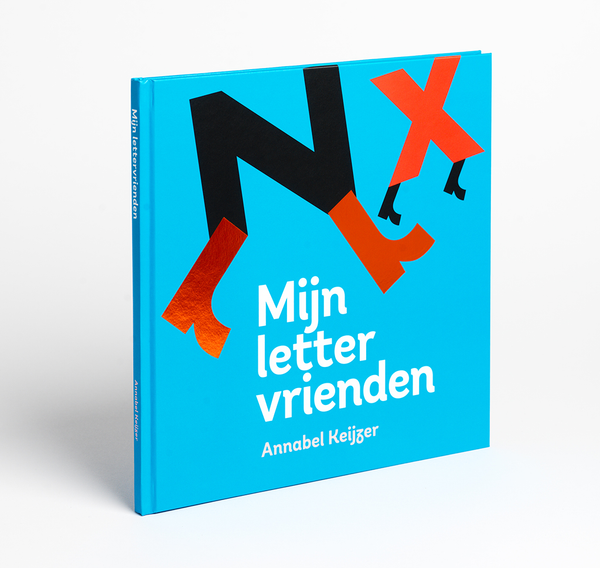 BOOK - MIJN LETTERVRIENDEN - DUTCH EDITION