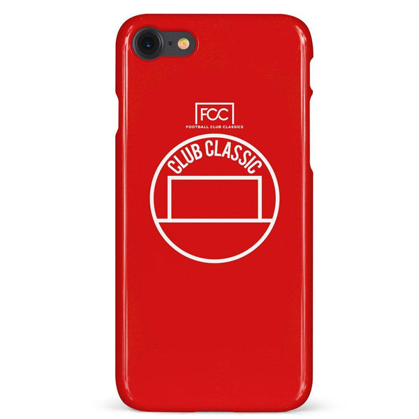 timeless design ef2e2 7d4b3 Club Classic Custom Phone Case - Football Club Classics