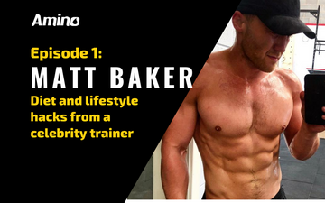 Episode 1: Fitness and nutrition tips from celebrity trainer Matt Baker