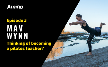 Episode 3: Escaping the rat race and becoming a pilates teacher