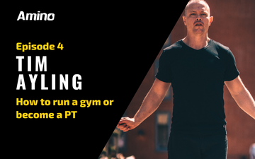 Episode 4: How to run a gym or become a PT