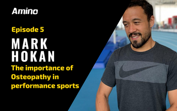 Episode 5: The importance of Osteopathy in performance sports