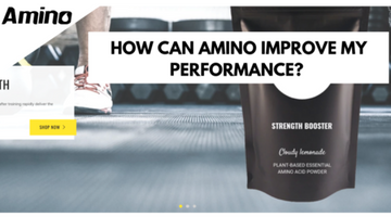 How can Amino improve my performance?