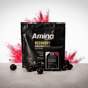 Amino recovery drink mix cloudy lemon