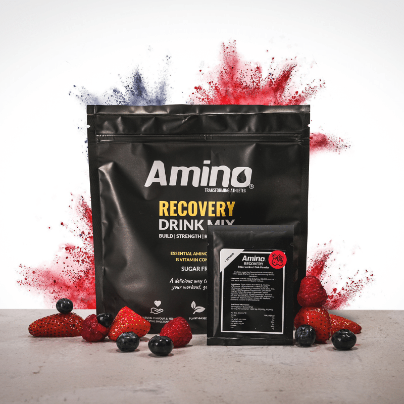 Amino nutrition ingredients red berry
