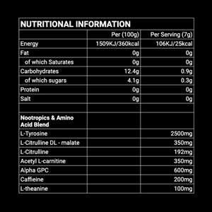 Amino Recovery Drink Mix