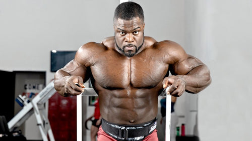 Brandon Curry secrets to building muscle