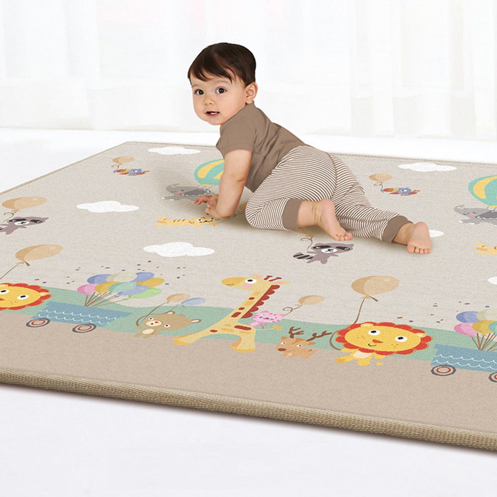 Baby Crawling Mat Waterproof Play Mat For Infant