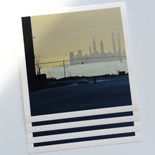 Load image into Gallery viewer, North City past/Limited prints