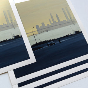North City past/Limited prints