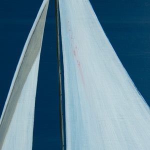 The white sail