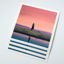 Load image into Gallery viewer, Warm dream/Limited prints