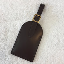 Load image into Gallery viewer, Louis Vuitton Vachetta Luggage Tag