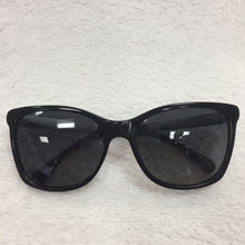 Load image into Gallery viewer, Chanel Polarized Black Tweed Sunglasses