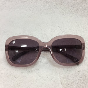 Chanel Rose Pink Quilted Sunglasses