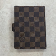 Load image into Gallery viewer, Louis Vuitton Damier Ebene Agenda