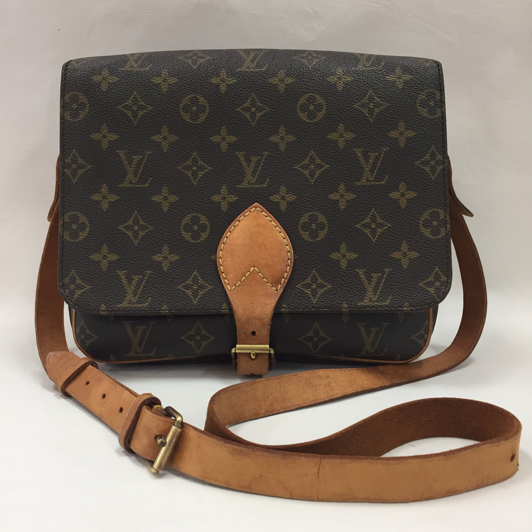 Louis Vuitton Vintage Cartouchiere GM