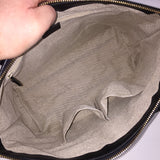 Authentic Gucci Leather Guccissima Top Handle Tote