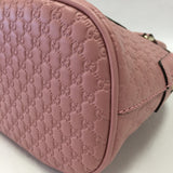 Gucci Soft Pink Micro Margaux Cross Body Bag