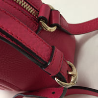 Authentic Gucci Fuchsia Soho Disco