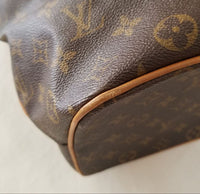 Louis Vuitton Monogram Palermo GM With Strap