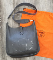 Authentic Hermes Etain Evelyne PM