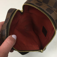 Louis Vuitton Damier Ebene Geronimos Bum Bag