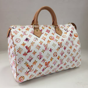 Louis Vuitton Watercolour Speedy 35