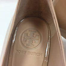 Load image into Gallery viewer, Tory Burch Nude Patent Pumps Women's Size 7.5