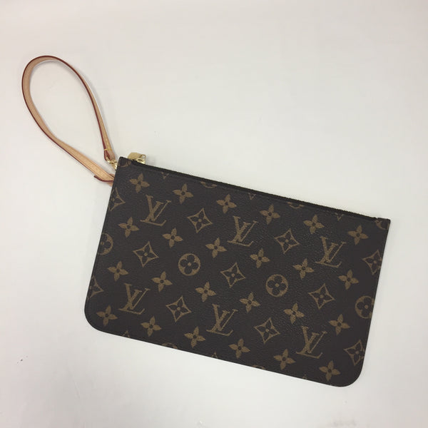Authentic Louis Vuitton Monogram Pouch