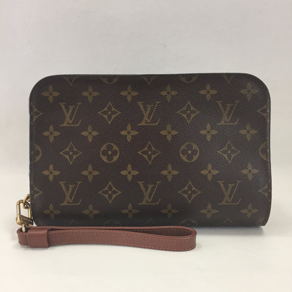 Authentic Louis Vuitton Monogram Orsay Clutch