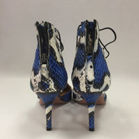 Authentic Aquazzura Python Pumps Women's Sz 39