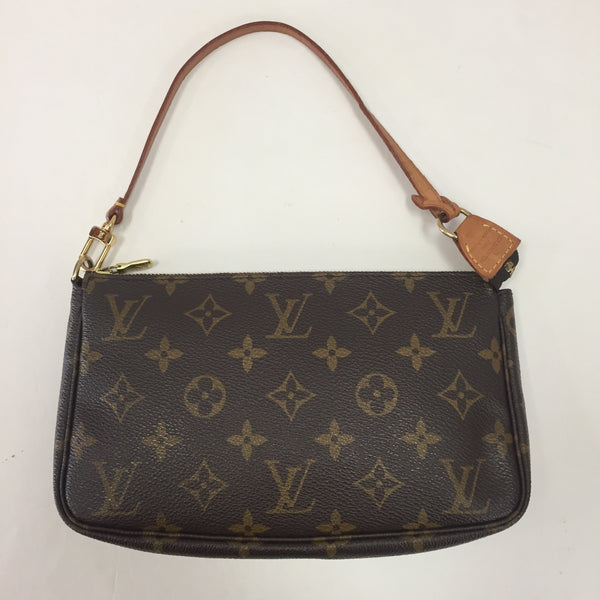 Authentic Louis Vuitton Monogram Pochette Accessories