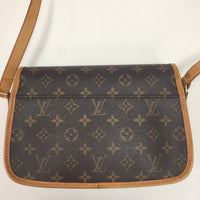 Authentic Louis Vuitton Vintage Monogram Sologne