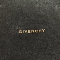 Authentic Givenchy Black Leather Braided Handle Pandora