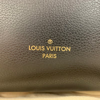 Authentic Louis Vuitton Black Monogram Kimono Tote