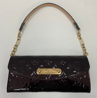 Authentic Louis Vuitton Amarante Sunset Boulevard