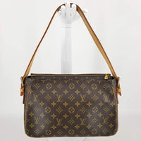 Authentic Louis Vuitton Monogram Viva Cite GM