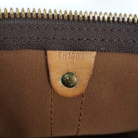 Authentic Louis Vuitton Monogram Keepall Bandouliere 50