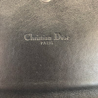 Authentic Dior Blue Rose Chain Wallet (2014)